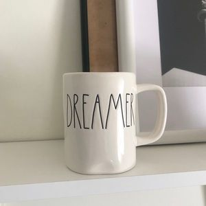 Rae Dunn DREAMER mug